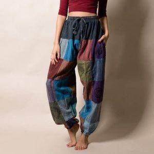 Denim - Sivana Spirit - Come Together Patchwork Pants